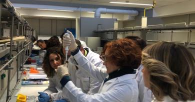 Progetto internazionale Abe, all'Its Sturzo si applicano le biotecnologie